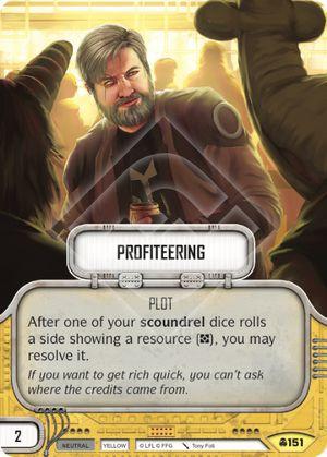 SW Destiny - Profiteering