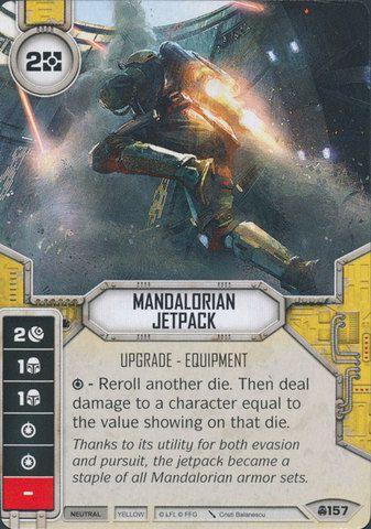 SW Destiny - Mandalorian Jetpack