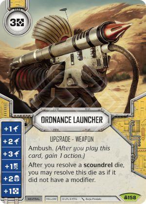 SW Destiny - Ordnance Launcher