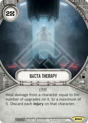 SW Destiny - Bacta Therapy