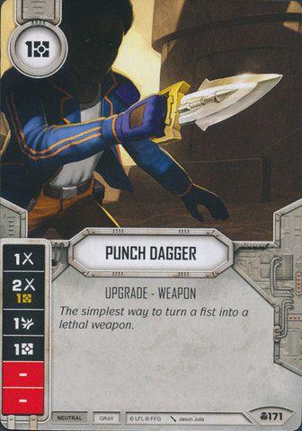 SW Destiny - Punch Dagger