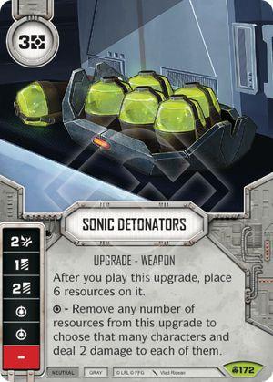 SW Destiny - Sonic Detonators