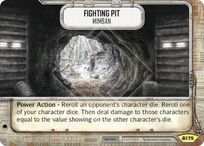 SW Destiny - Fighting Pit Mimban