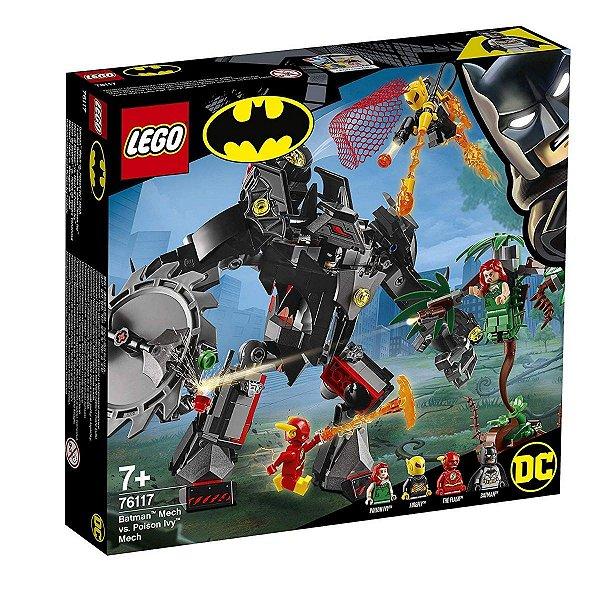 Lego Super Heroes - Batman Robô Vs. Poison Ivy Robô 76117