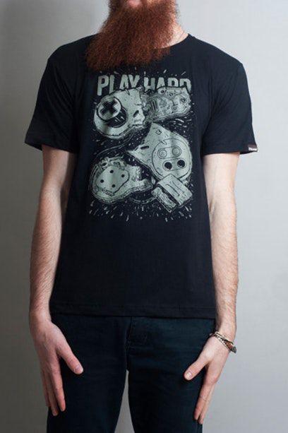 Camiseta Play Hard