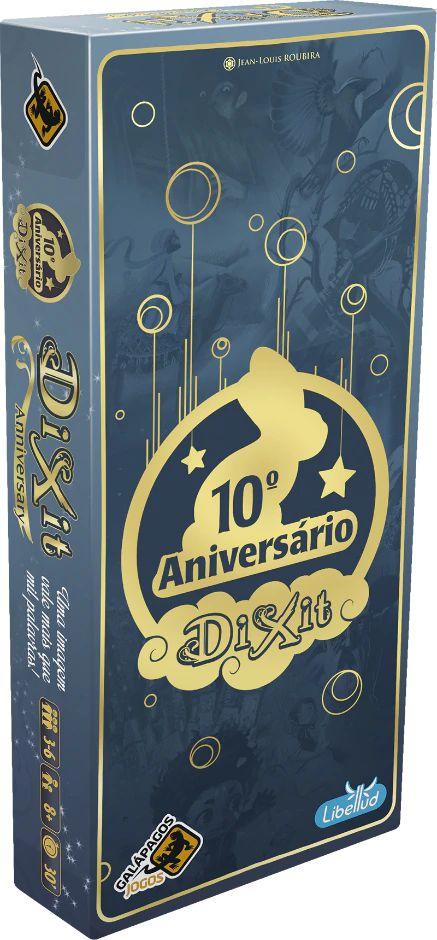 Jogo Dixit - Expansão 10th Anniversary