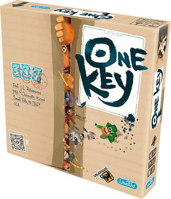 Jogo One Key