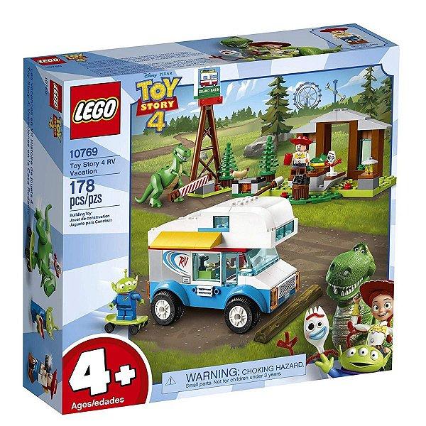 Lego Toy Story 4 - Férias Com Jessie 10769