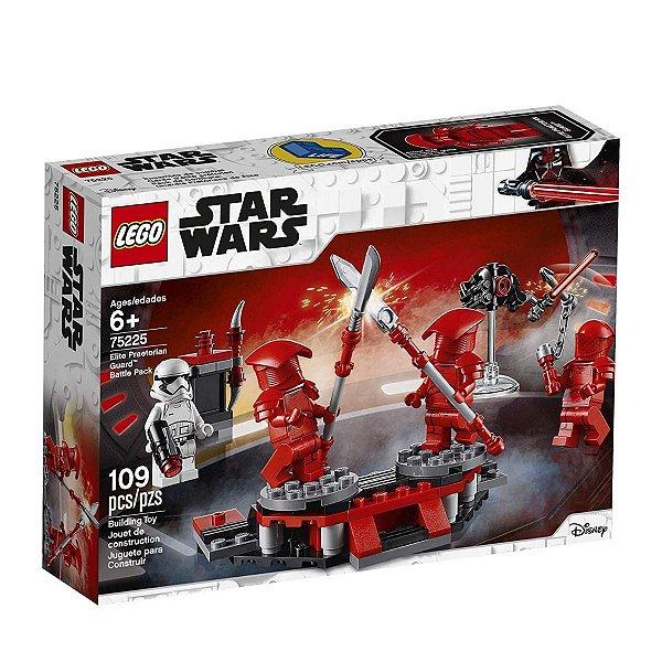 Lego Star Wars - Guardas De Elite Pretoriana 75225