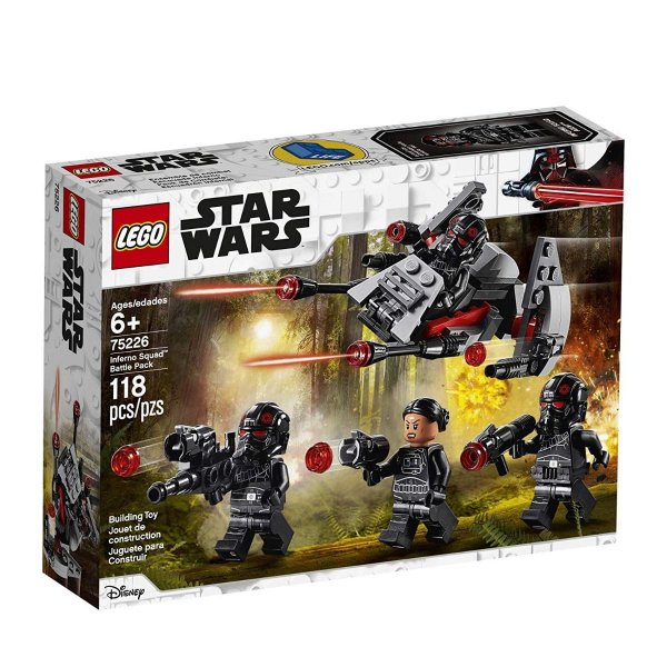 Lego Star Wars - Agentes Do Esquadrão Inferno 75226