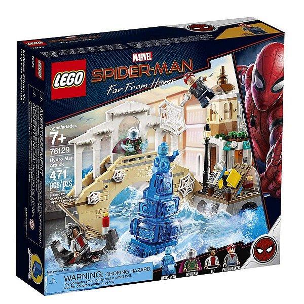 Lego Marvel - Ataque Do Hidron 76129