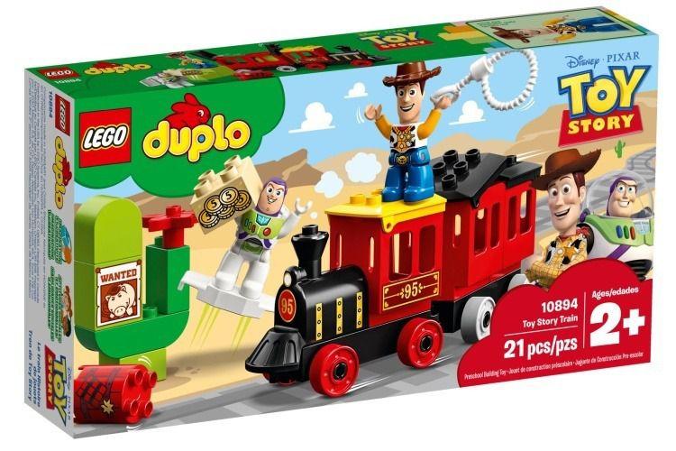 Lego Duplo - Trem Toy Story 10894