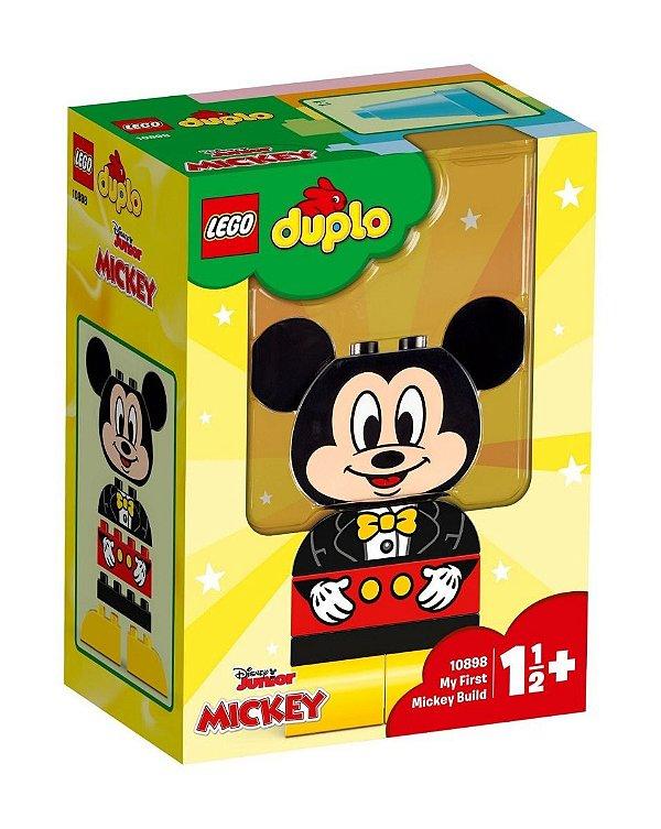 Lego Duplo - Meu Primeiro Mickey 10898