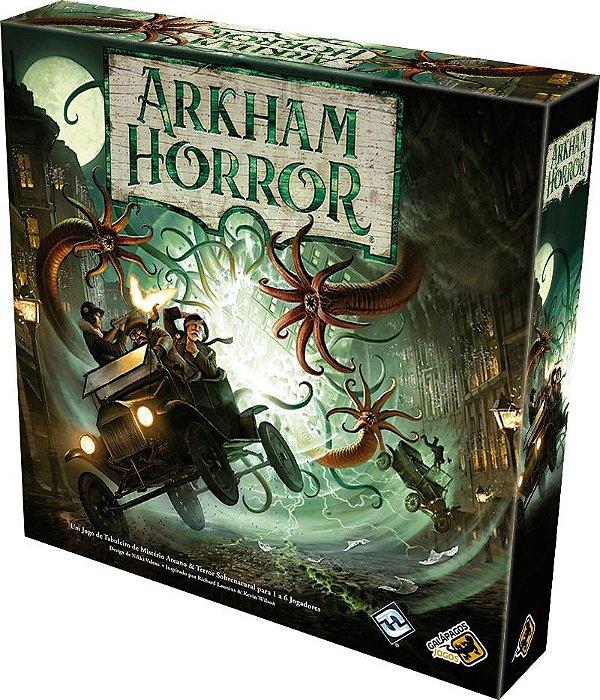 Jogo Arkham Horror Board Game