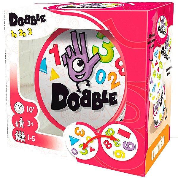 Jogo Dobble 1 2 3