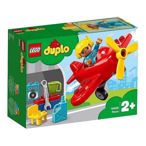 Lego Duplo - Avião 10908