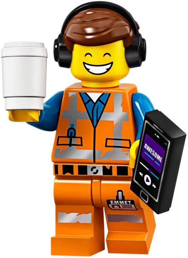 Lego Minifigures 71023 - Lego Movie 2 #1