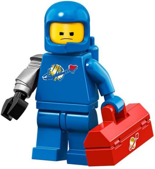 Lego Minifigures 71023 - Lego Movie 2 #3
