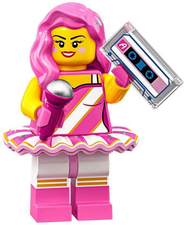Lego Minifigures 71023 - Lego Movie 2 #11