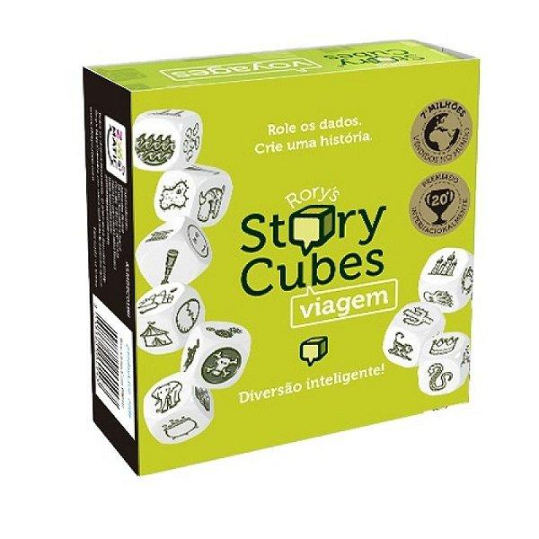 Jogo Rory Story Cubes Viagem