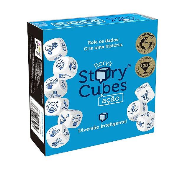 Jogo Rory Story Cubes Ação