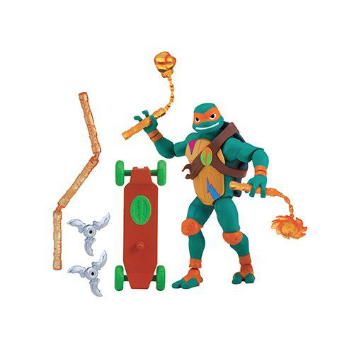 Tartarugas Ninja Figuras Básicas Michelangelo