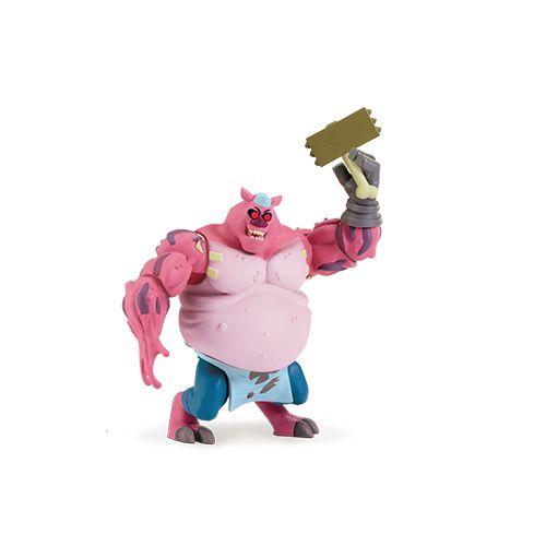 Tartarugas Ninja Figuras Básicas Meat Sweats
