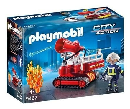 Playmobil 9467 - Robô Extintor