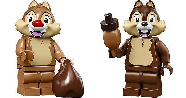 Lego Minifigures 71024 - Tico e Teco