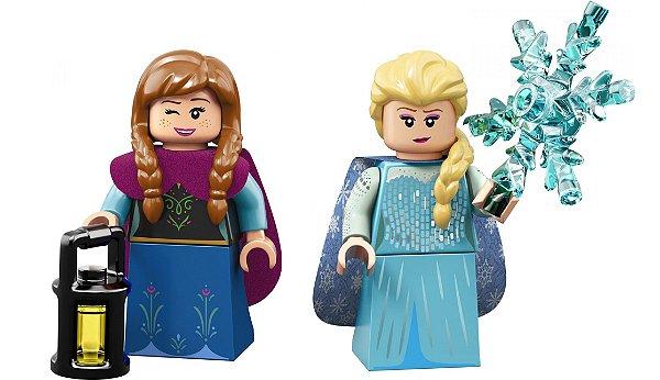 Lego Minifigures 71024 - Elsa e Anna