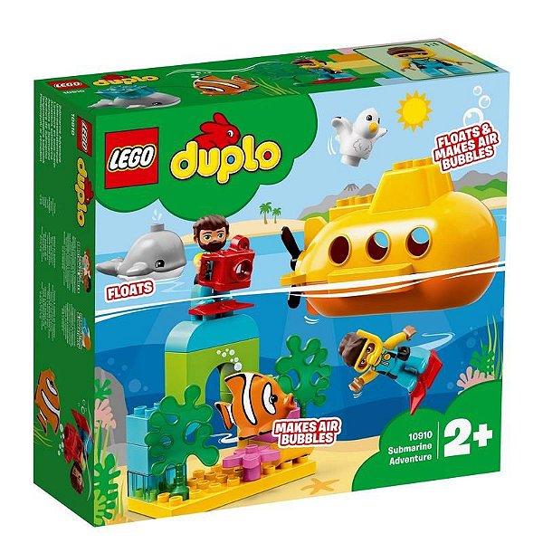 Lego Duplo - Aventura de Submarino 10910