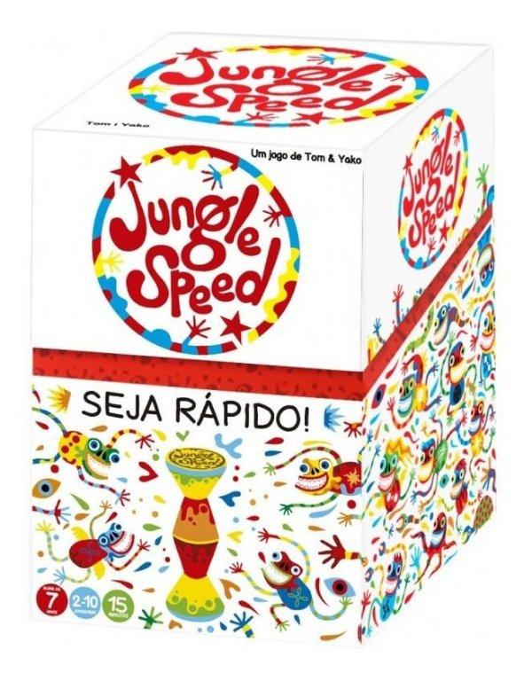 Jogo Jungle Speed Skwak