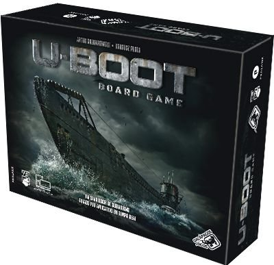 Uboot - Board Game
