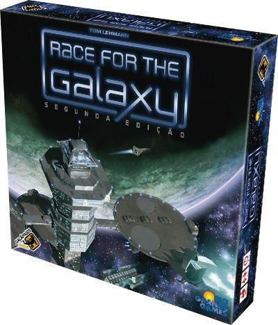 Jogo Race For The Galaxy 2ª Edição