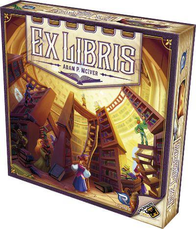 Jogo Ex Libris
