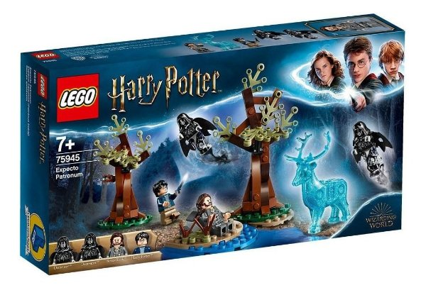 Lego Harry Potter - Expecto Patronum 75945