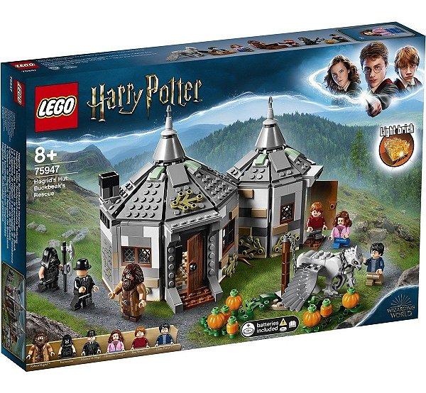 Lego Harry Potter - A Cabana De Hagrid 75947