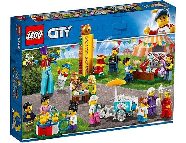 Lego City - Pack De Pessoas Parque De Diversões 60234