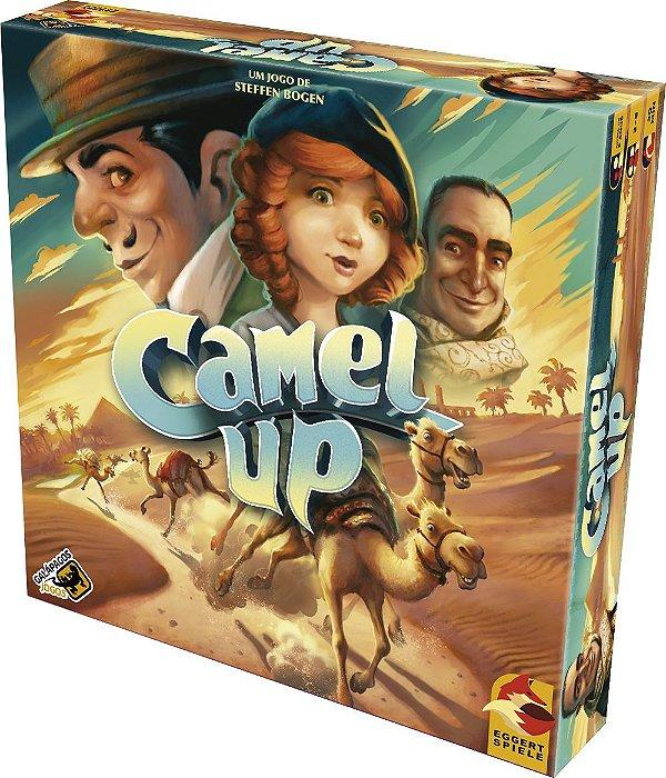 Jogo Camel Up 2ª Edição