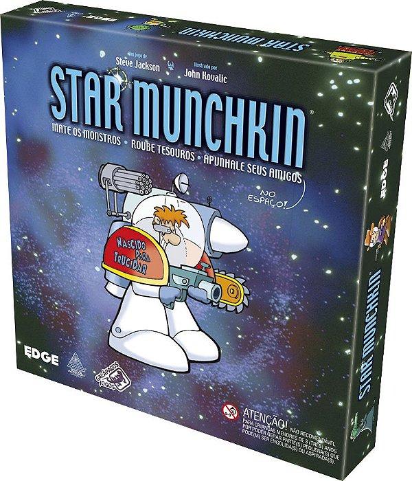 Jogo Star Munchkin