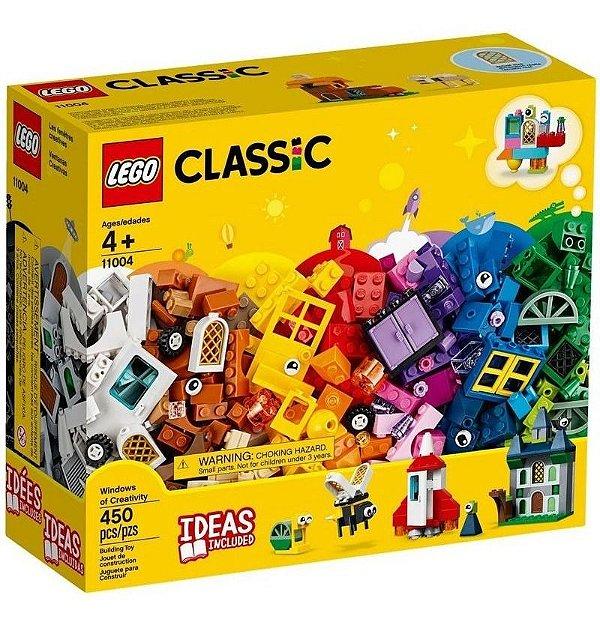 Lego Classic - Janelas Da Criatividade 11004