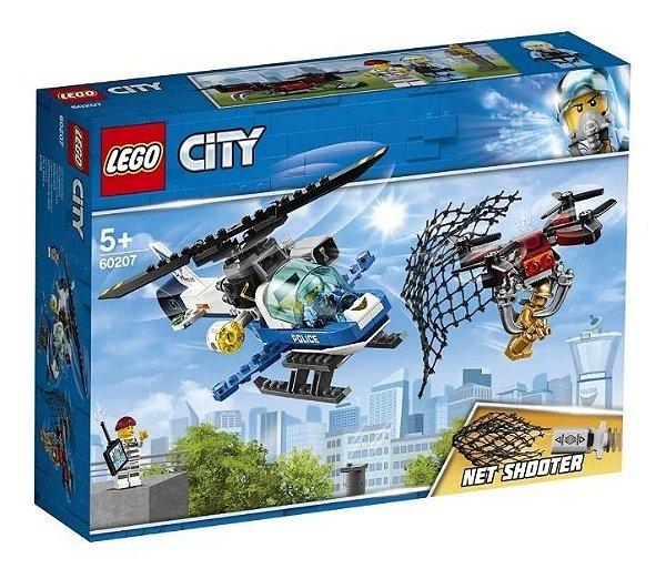 Lego City - Perseguição De Drone 60207