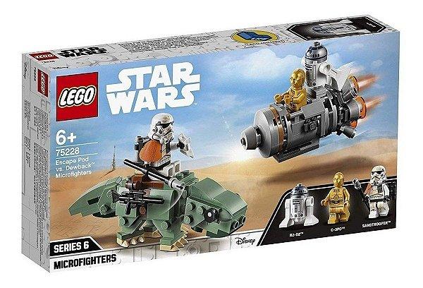 Lego Star Wars - Fuja Do Dewback! 75228