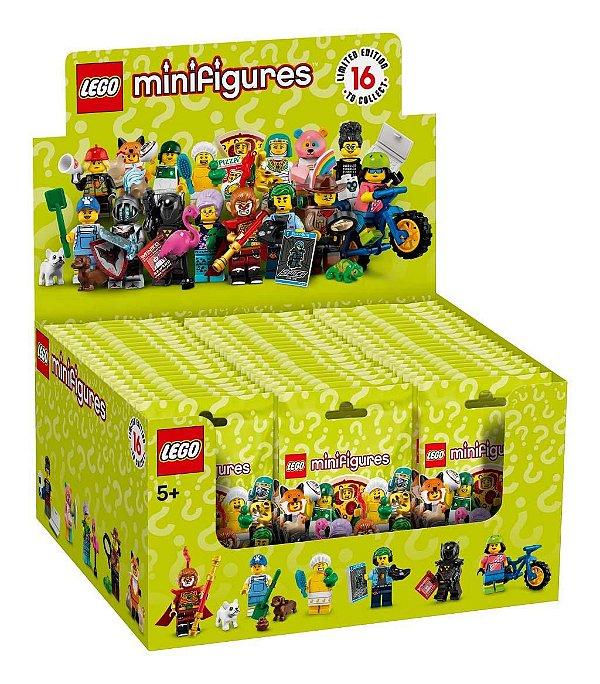 Lego Minifigures - Serie 19 Coleção Completa 71025