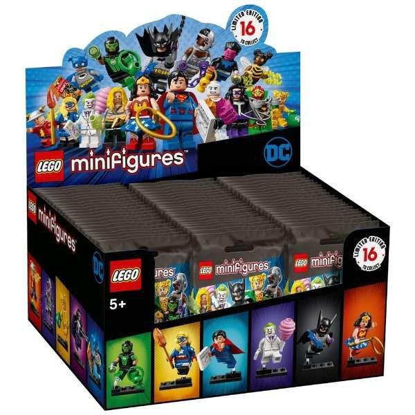 LEGO Minifigures - DC Super Heroes Coleção Completa 71026