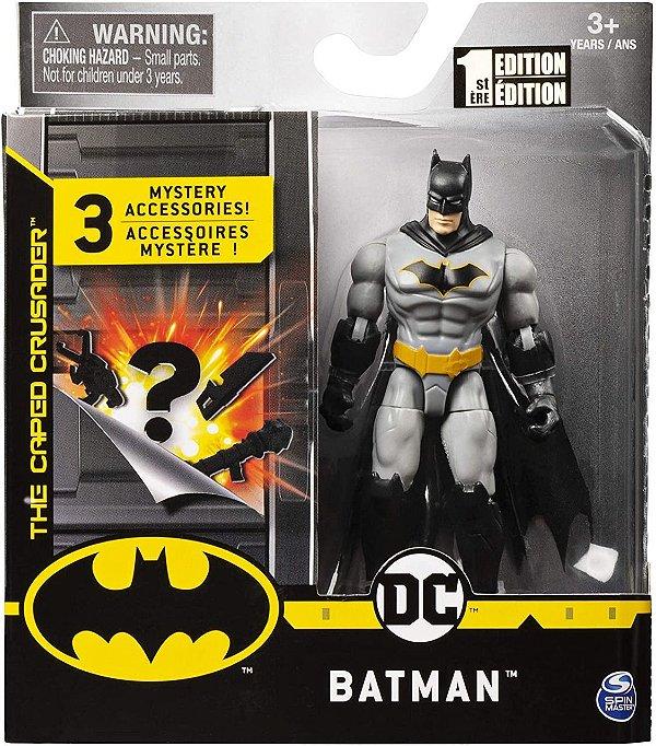 Boneco Articulado Dc Comics 10 Cm Batman
