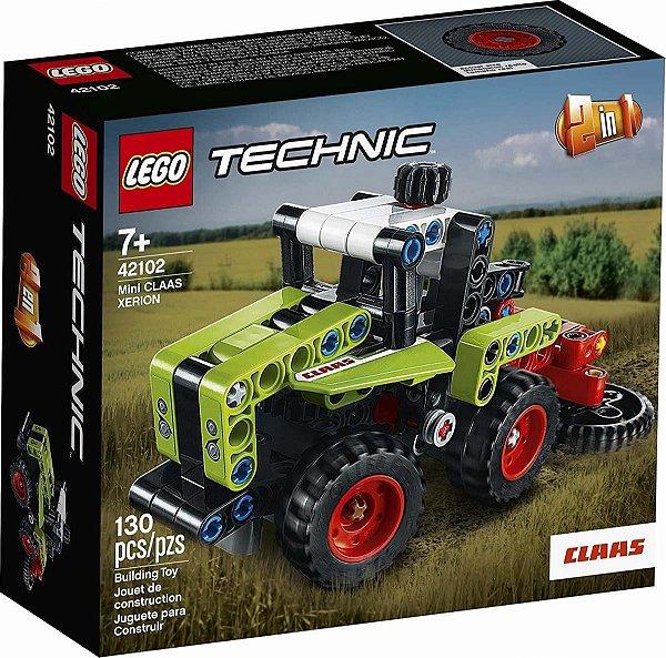Lego Technic - Mini Class Xerion 42102