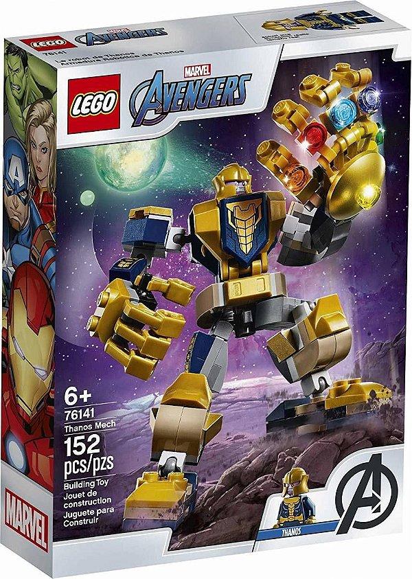 Lego Marvel - Robô Thanos 76141