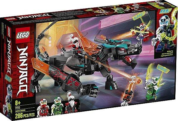 Lego Ninjago - Império Do Dragão 71713