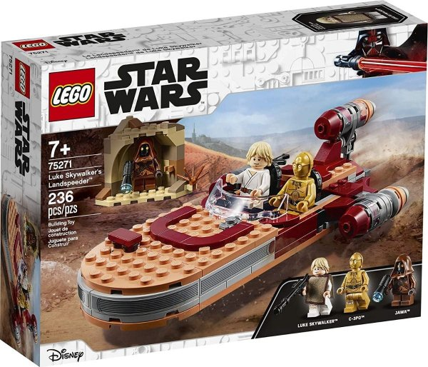 Lego Star Wars Tm - O Landspeeder De Luke Skywalker 75271